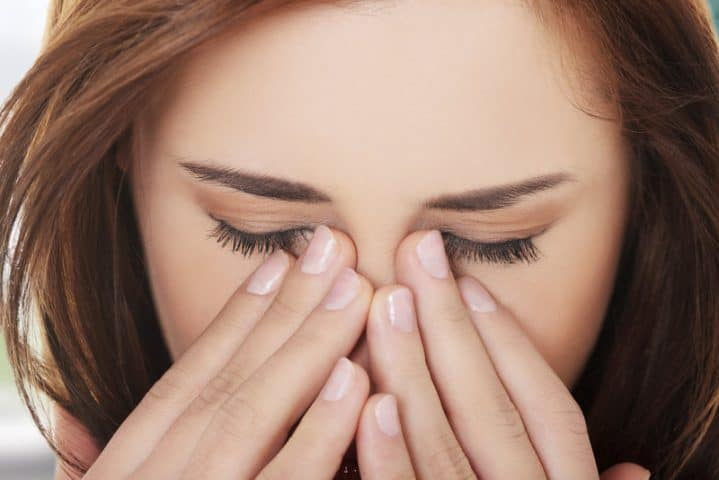 why sinusitis keeps coming back